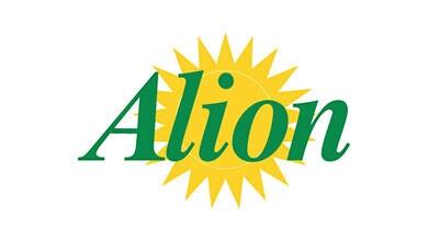 Alion Fresh Herbs & Vegetables Logo
